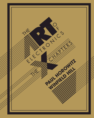 The Art of Electronics: The X Chapters (Hardcover)-cover