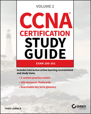 CCNA Certification Study Guide: Volume 2 Exam 200-301-cover