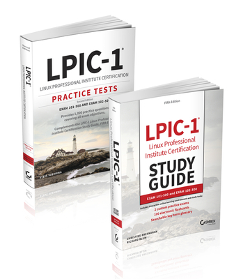 Lpic-1 Certification Kit: Exam 101-500 and Exam 102-500-cover