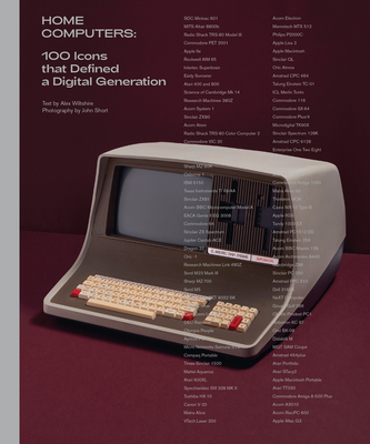 Home Computers: 100 Icons That Defined a Digital Generation-cover