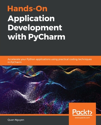 Hands-on Application Development with PyCharm-cover