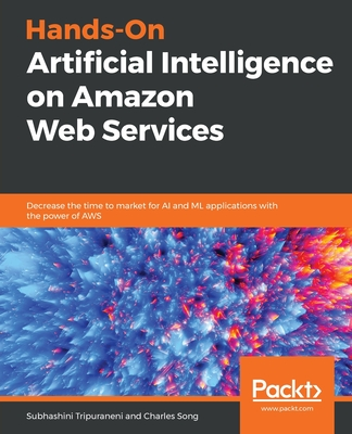 Hands-On Artificial Intelligence on Amazon Web Services-cover