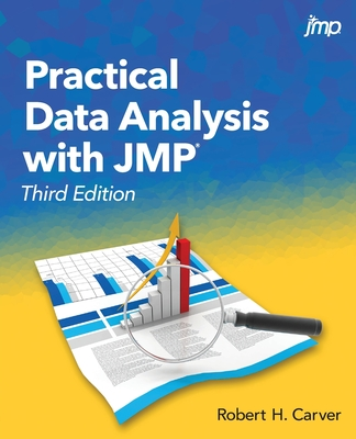 Practical Data Analysis with JMP, Third Edition-cover