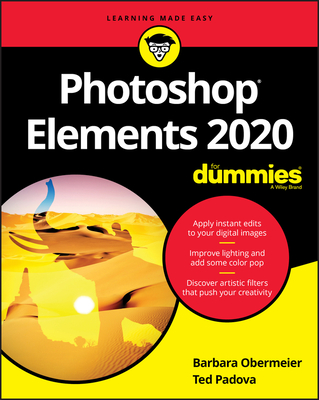 Photoshop Elements 2020 for Dummies-cover