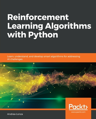 Reinforcement Learning Algorithms with Python-cover