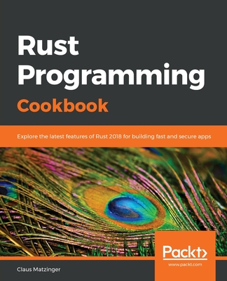 Rust Programming Cookbook-cover