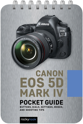 Canon EOS 5d Mark IV: Pocket Guide-cover