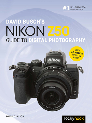David Busch's Nikon Z50 Guide to Digital Photography-cover