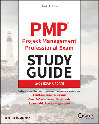 Pmp Project Management Professional Exam Study Guide: 2021 Exam Update-cover