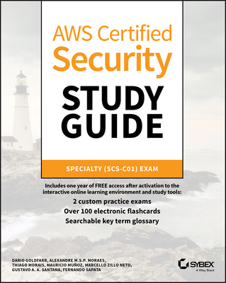 Aws Certified Security Study Guide: Specialty (Scs-C01) Exam-cover