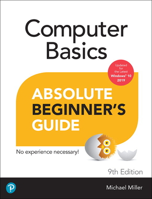 Computer Basics Absolute Beginner's Guide, Windows 10 Edition-cover