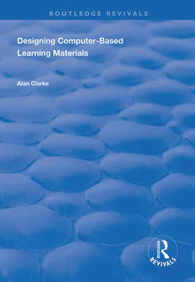 Designing Computer-Based Learning Materials-cover