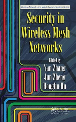 Security in Wireless Mesh Networks-cover