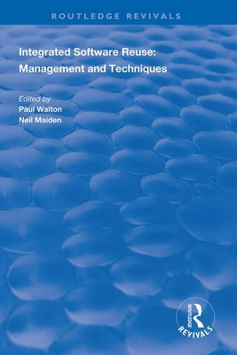 Integrated Software Reuse: Management and Techniques-cover