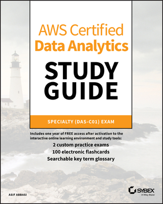 Aws Certified Data Analytics Study Guide: Specialty (Das-C01) Exam-cover