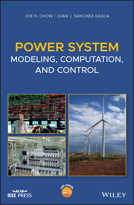 Power System Modeling, Computation, and Control-cover