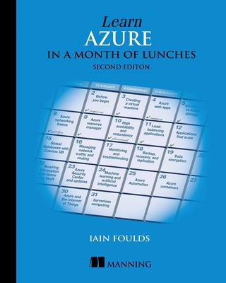 Learn Azure in a Month of Lunches, Second Edition-cover