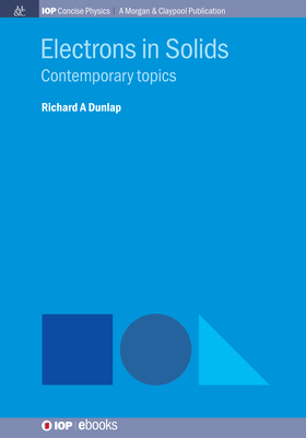 Electrons in Solids: Contemporary Topics-cover