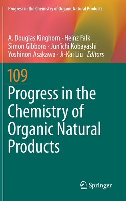 Progress in the Chemistry of Organic Natural Products 109-cover