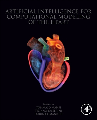 Artificial Intelligence for Computational Modeling of the Heart