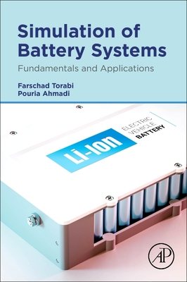 Simulation of Battery Systems: Fundamentals and Applications-cover