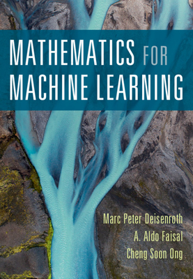 Mathematics for Machine Learning (Paperback)-cover