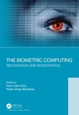 The Biometric Computing: Recognition and Registration-cover
