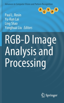 Rgb-D Image Analysis and Processing-cover