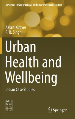 Urban Health and Wellbeing: Indian Case Studies-cover