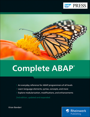 Complete ABAP-cover