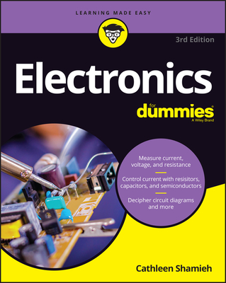 Electronics for Dummies 3/e-cover