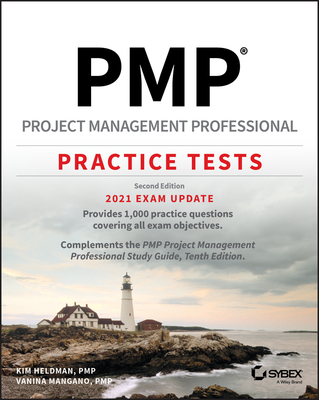 Pmp Project Management Professional Practice Tests: 2021 Exam Update-cover