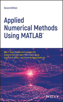 Applied Numerical Methods Using MATLAB, 2/e  (Hardcover)-cover