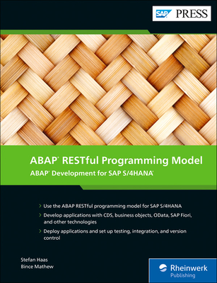 ABAP Restful Programming Model: ABAP Development for SAP S/4hana-cover