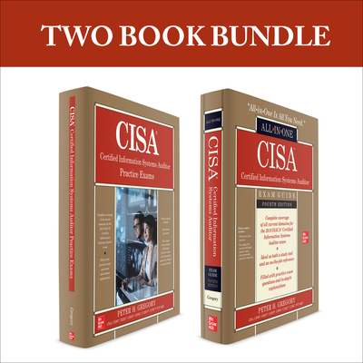 CISA Certified Information Systems Auditor Bundle-cover