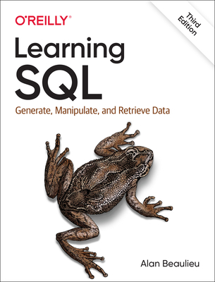 Learning SQL: Generate, Manipulate, and Retrieve Data 3/e-cover