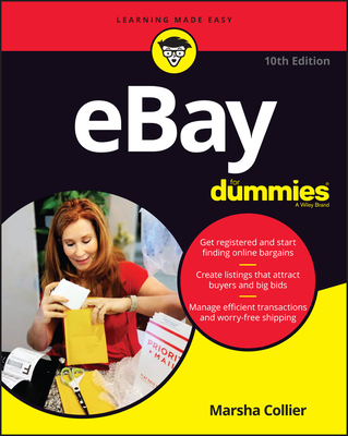 eBay For Dummies, 10th Edition-cover