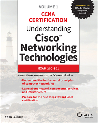 Understanding Cisco Networking Technologies, Volume 1: Exam 200-301-cover