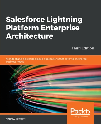 Salesforce Lightning Platform Enterprise Architecture , 3e-cover