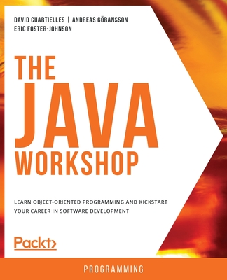 The Java Workshop-cover