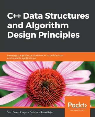 C++ Data Structures and Algorithm Design Principles-cover