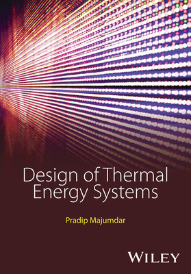 Design of Thermal Energy Systems-cover