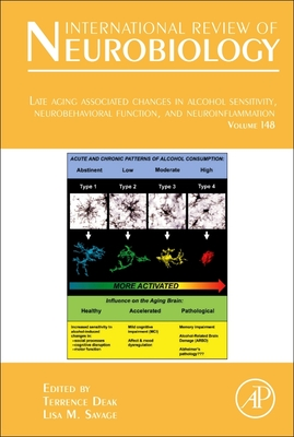 Late Aging-Associated Changes in Alcohol Sensitivity, Inflammation and Cognitive Decline-cover