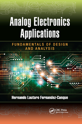 Analog Electronics Applications: Fundamentals of Design and Analysis (Paperback)-cover