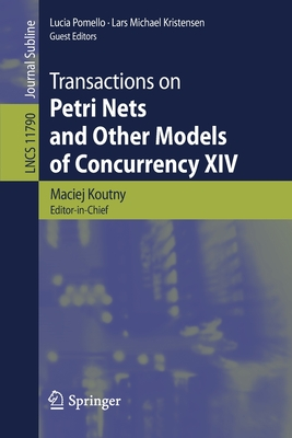 Transactions on Petri Nets and Other Models of Concurrency XIV-cover