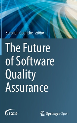 The Future of Software Quality Assurance-cover