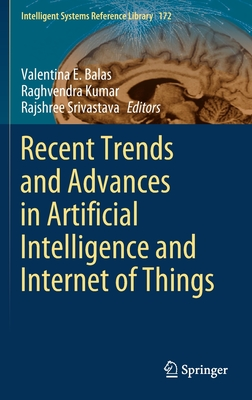 Recent Trends and Advances in Artificial Intelligence and Internet of Things-cover