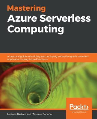 Mastering Azure Serverless Computing-cover