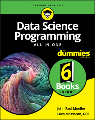 Data Science Programming All-In-One for Dummies-cover