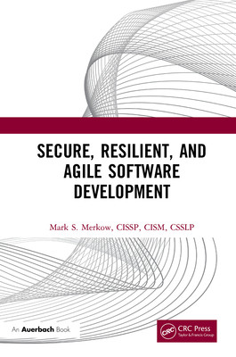 Secure, Resilient, and Agile Software Development-cover